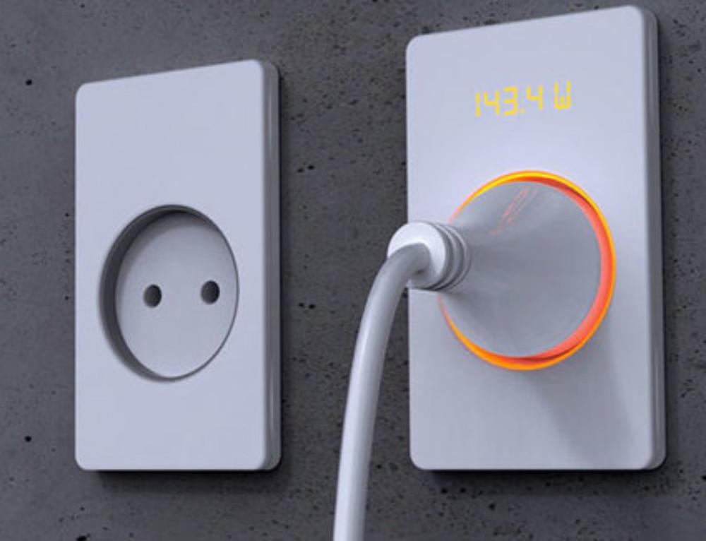 Розетки и выключатели в интерьере