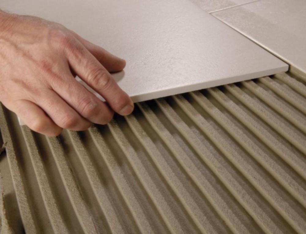 Плиточный клей для теплого пола — какой лучше
