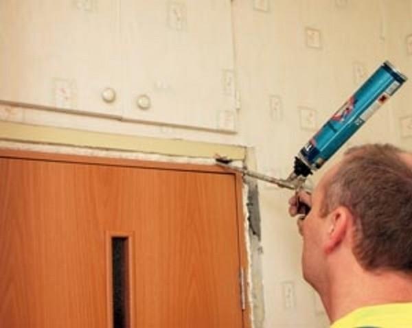 Монтаж дверей межкомнатных стоимость работ