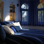 Спальная в стиле марокко