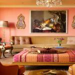Оформляем интерьер в марокканском стиле