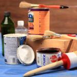 Качественная краска нуждается в хорошей малярной кисти