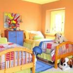 Выбираем обои для оформления детской комнаты