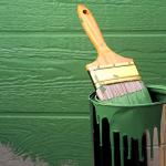 Масляная краска для покраски стен