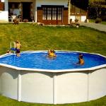 Виды сборных бассейнов