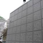 Стены из керамогранитной плиткой