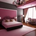 Цветовое решение для спальни