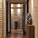 Дизайнерские примеры для коридора