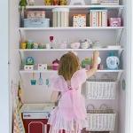 Как украсить дверь в детскую комнату