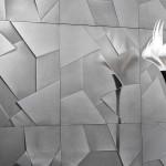 Керамическая плитка под металл