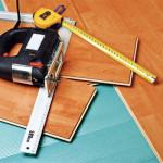 Инструменты и материалы для укладки