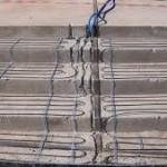 Прогрев с помощью греющего провода