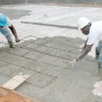 Метод прогрева бетона сварочным аппаратом