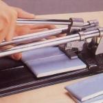 Правильное обрезание керамической плитки
