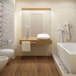 Экзотика в ванной комнате