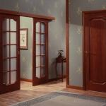 Особенности дизайна межкомнатных дверей