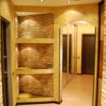 Советы по выбору отделочных материалов для ремонта прихожей