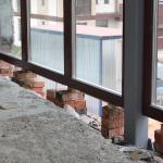 Монтаж панорамных окон на балконе