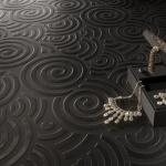 Современная керамическая рельефная плитка