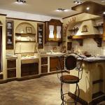 Современная кухня по итальянски