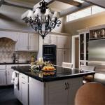 Современная кухня должна объединять в себе не только функции самой кухни, но и столовой