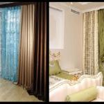Как правильно выбирать шторы для спальни