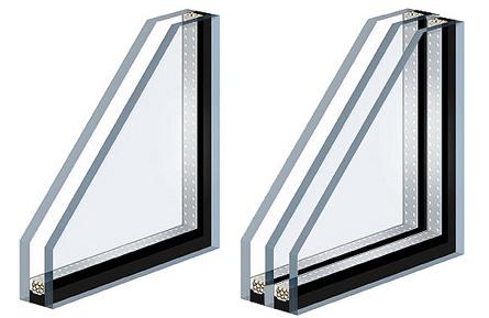 Какой стеклопакет выбрать: однокамерный или двухкамерный