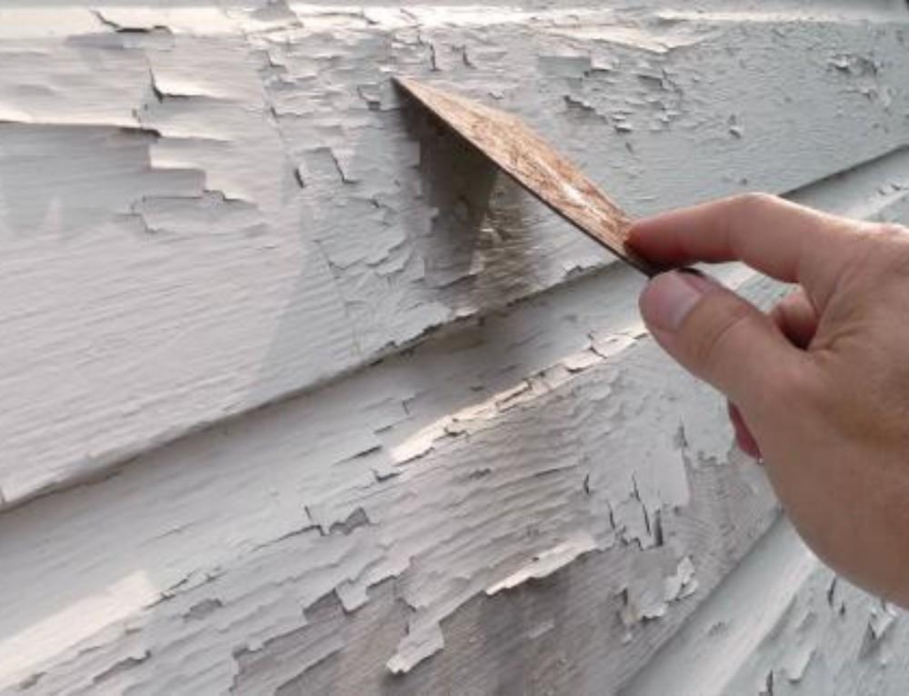 Как очистить поверхность от краски
