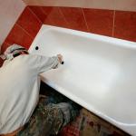 Реставрированная ванна