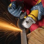 Как резать металл болгаркой