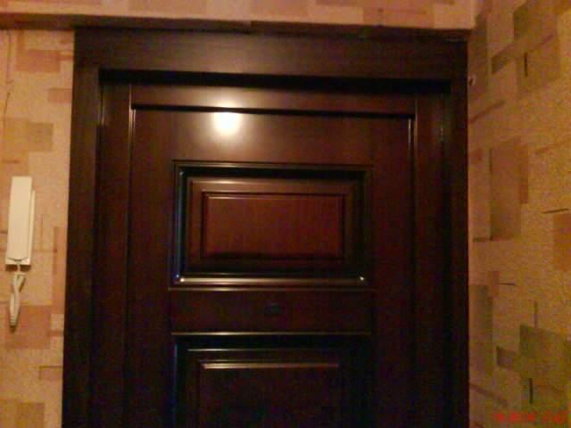 Межкомнатные двери из массива дерева от производителя