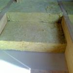 как правильно утеплить потолок минеральной ватой