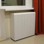 Из чего сделать короб для радиатора