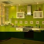 Выбор цветовой палитры для кухни
