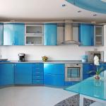 Как создать кухню в морском стиле