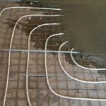 Монтаж водяного теплого пола в бетонной стяжке