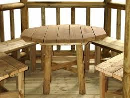 Мебель для беседки собственными руками