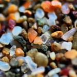Крупный речной песок