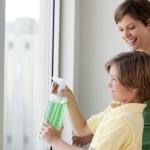 Чем и как мыть пластиковый профиль