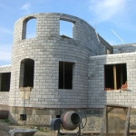 Количество блоков на примере конкретного дома