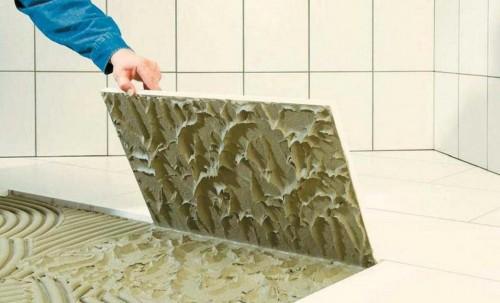Плиточный клей для керамогранита