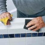 Как очистить герметик в душевой кабине и в ванной