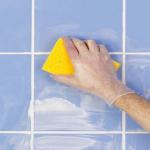 Как очистить плитку от сварки